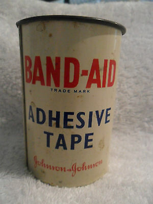 BAND - AID  ADHESIVE TAPE Vintage Collectable