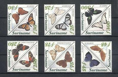 (935744) Triangle, Butterflies, Suriname