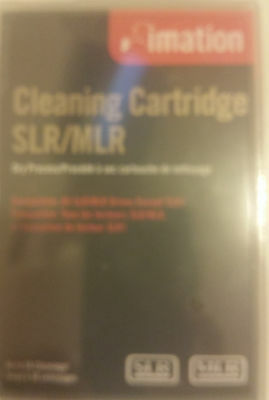 "IMATION SLR/MLR Cleaning Cartridge (50 Cleanings, 5.25"")"