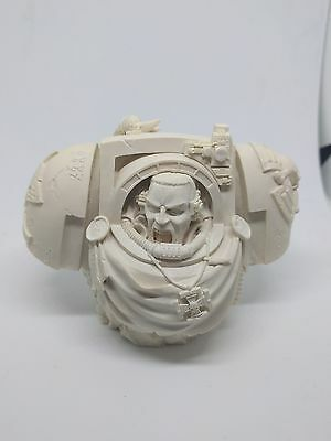 Warhammer Forgeworld - Space Wolf Resin Statue - OOP New Unpainted