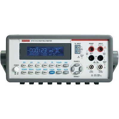 Keithley 2110-240 Tisch-Multimeter digital 600 V Messgerät