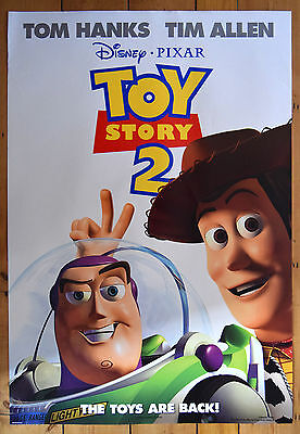 Toy Story 2 (2000) Original One sheet film poster