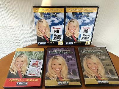 Building Wealth Real Estate Investing Course By Charrissa Cawley - 10 CD PACKAGE