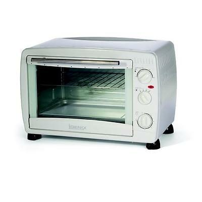 Igenix White Electric Mini Oven With Grill - 26L IG7127