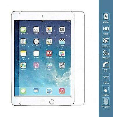 """High Quality Tempered Glass Screen Protector for iPad Air 1 / 2 & iPad Pro 9.7"""""""