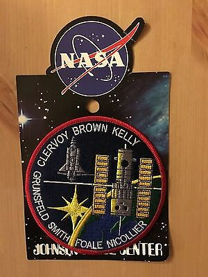 NASA STS-103 Mission Patch in Original Packaging