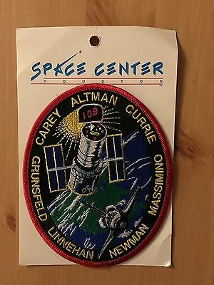 NASA STS-109 Mission Patch in Original Packaging
