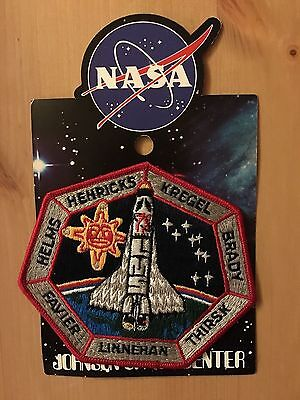 NASA STS-78 Mission Patch in Original Packaging