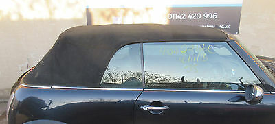 Genuine Used MINI Folding Roof / Soft Top Roof for R52 Convertible