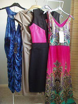 Job Lot Ladies Girls Dresses - Wholesale  Party Evening Bnwt