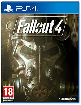 Fallout 4 [UK Import] PS4 Playstation 4 IT IMPORT BETHESDA