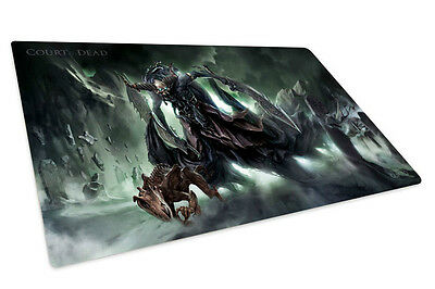 Ultimate Guard Trading Card Play-Mat: Court of the Dead - Death's Executionier