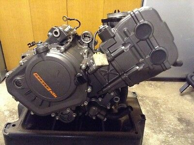 KTM 125 Duke  ENGINE 2011-16