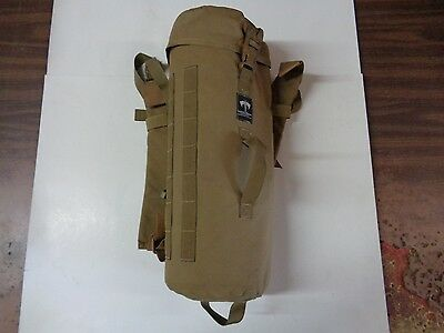Tactical Medical Solutions Foxtrot Litter Tan with Shoulder Straps