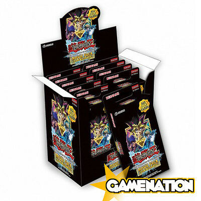 Yu Gi Oh! - Dark Side of Dimensions Movie Pack Gold Edition Display Case