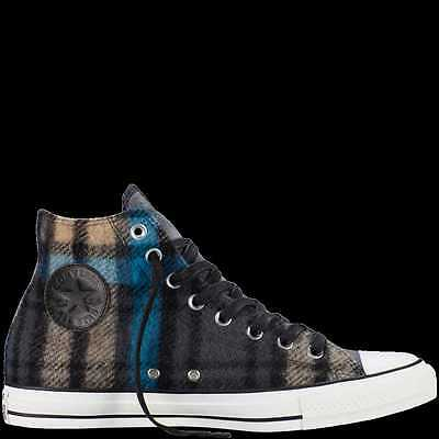 dc4377e8fb8 CONVERSE ALL STAR CHUCK TAYLOR CT HI WOOLRICH 149455C NEW Sizes.  Sneakers Shoes