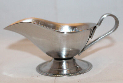 Adcraft 18-8 Stainless Steel Small Single Serving Gravy Boat E 3-SG3 Japan