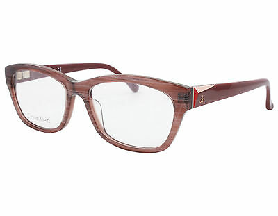 b204fb45fb3 NEW Calvin Klein CK5835 279 53mm Brown Silk Optical Eyeglasses Frames