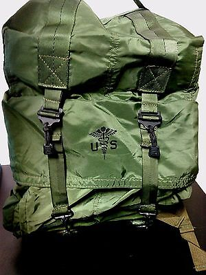 Authentic M17 Military Issue Medical Bag Nylon Olive Drab - Bag Only