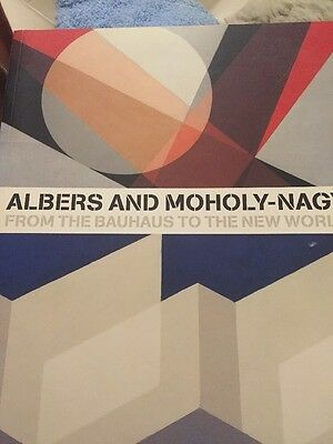 Albers And Moholy-Nagy From The Bauhaus To The New World
