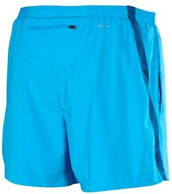 "Nike Men 5"" Dri Fit Lined Woven MEN'S RUNNING SHORTS 695440-415 SIZE L MSRP $42"