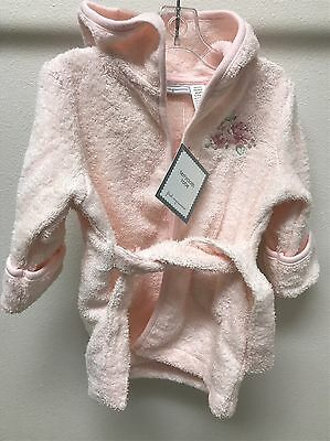 First Impressions Baby Girl Terrycloth Robe