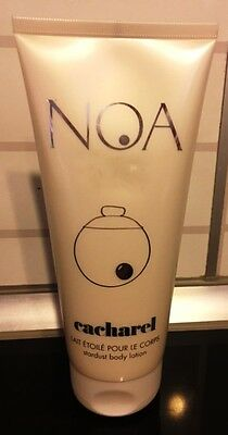 Cacharel Noa 200Ml Stardust Body Lotion *new*