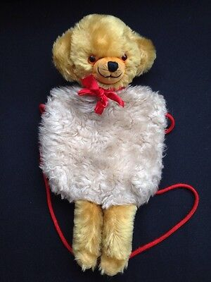 1960s Merry thought Cheeky Bear Muff