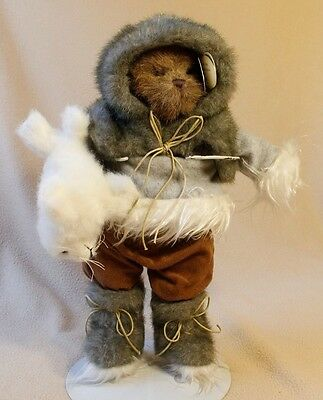 """Bearington Collection Collectible Series Limited, Rick & Slick, 15""""T EXCELLENT"""