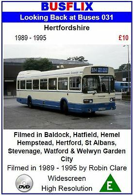 Looking Back at Buses 31 Hertfordshire 1989 - 1995