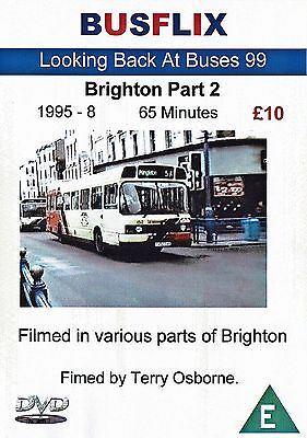 Busflix Films Looking Back at Buses 099 Brighton part 2
