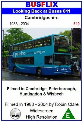 Looking Back at Buses 41 Cambridgeshire 1988 - 2004