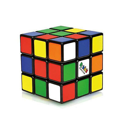 Rubik's Cube Puzzle Game Directly Speed Inventor Rubix Toy Stickerless