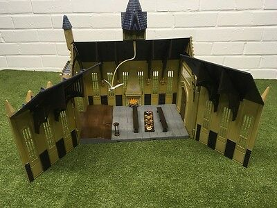 Harry Potter Great Hall Playset, Room Of Requirement Or Figures Rare You Choose