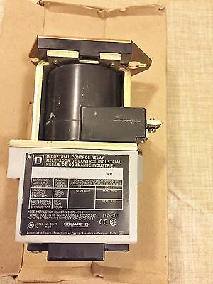 New In Box Square D 8501Xdo60 Control Relay Series A Best Price