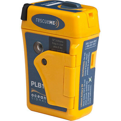 Ocean Signal RescueME GPS Personal Locator Beacon PLB1: Rescue At Sea Or On Land