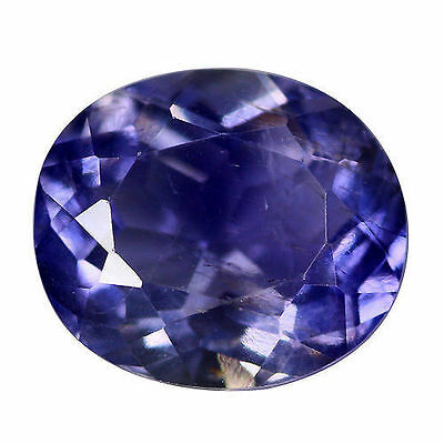 1.58Ct AAA STUNNING TOP RICH FIRE IOLITE