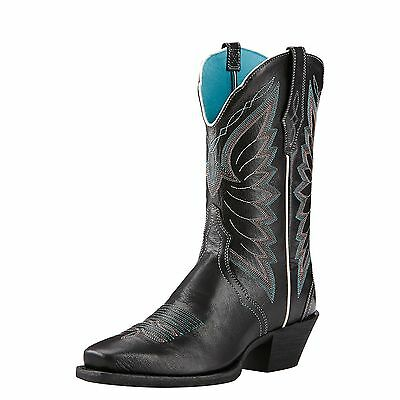 ARIAT - Women's Autry Boots - Old Black - ( 10018571 ) - New