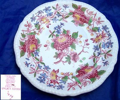 Spode's Aster Copeland Round Salad Plate  Multiples Available B
