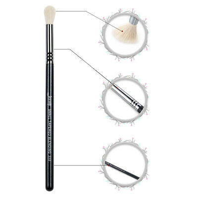 Jessup High Quality Materials Pro Eye Makeup brushes set Tapered Blending 222