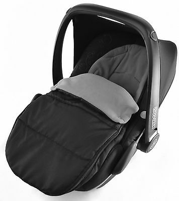 Car Seat  Footmuff / Cosy Toes Compatible with Maxi Cosi Cabrio Pebble Dolphin G