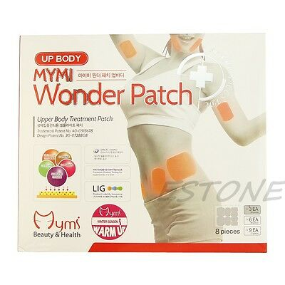 Wonder Slimming Patches Accelerate your Metabolism, Loose Weight - AUS POST