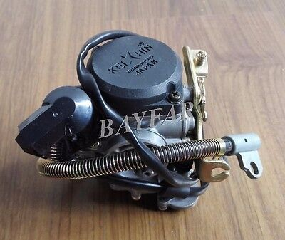 Keihin 18mm Carburetor with External Oil Drain Pipe for Scooter 139QMB GY6 50 60