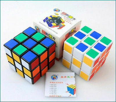 Magic Cube Game The Puzzle Ultra-Smooth Twist Rubic's Rubiks Rubix Toy Gifts