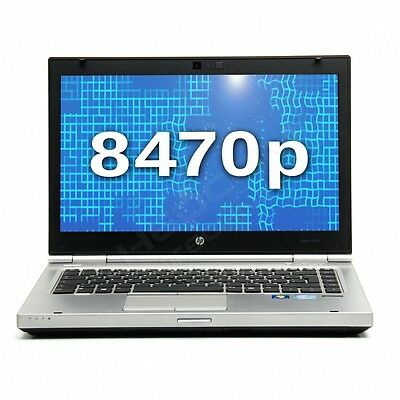 HP EliteBook 8470p, Core i7-3520M 2,90GHz, 256GB SSD, HD+ 14,1 Zoll, Webcam #2
