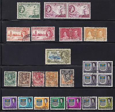 British Empire and Commonwealth - Northern Rhodesia Collection