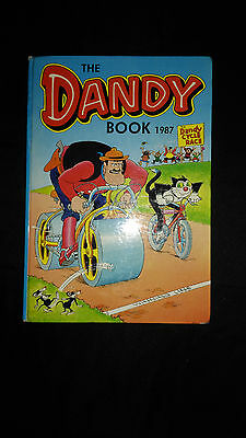 The Dandy Book 1987 Vintage Annual