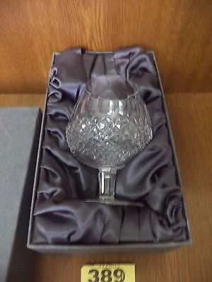Waterford Crystal COLLEEN Cut - Large 5 Inch Brandy Glass / Balloon