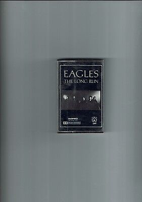 Eagles - 'the Long Run' - Cassette - Tig 349 - Origin Country Unknown