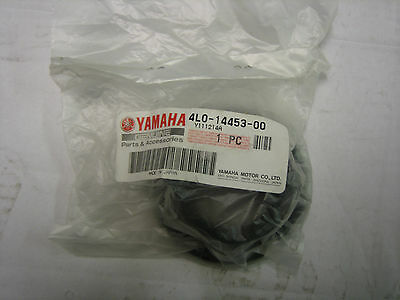 yamaha rd 250/ 350 lc carb to airbox rubber genuine. 4L01445300